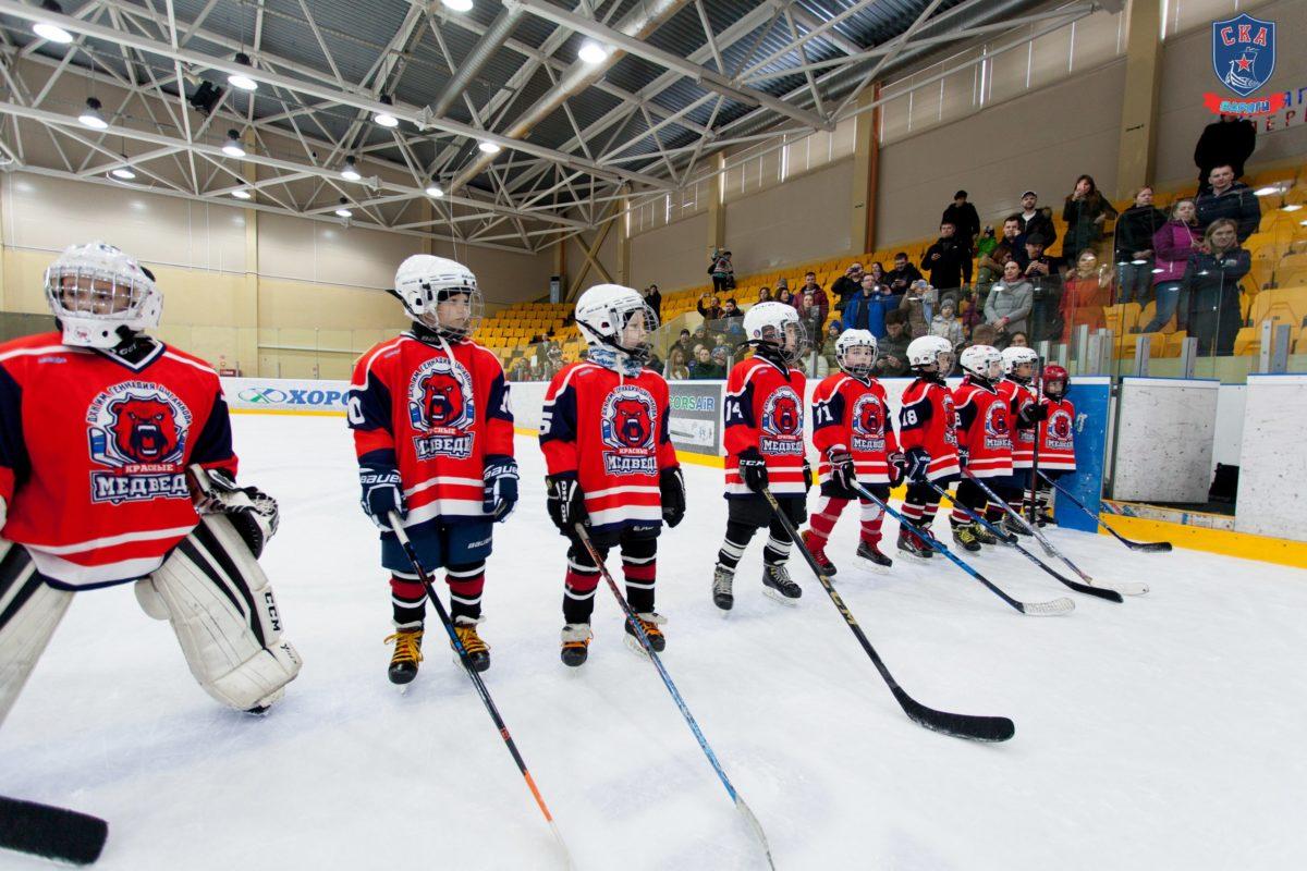 5 – 6 ноября в СК Юбилейный прошёл Детский хоккейный фестиваль, посвященный Дню народного единства