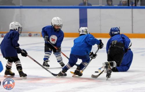 Детский хоккейный фестиваль